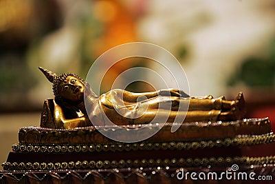 Lying Buddha