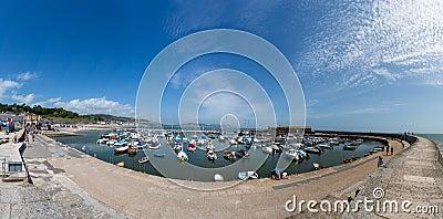 Lyme Regis Editorial Image