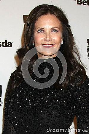 Lynda Carretero, rabia Foto editorial