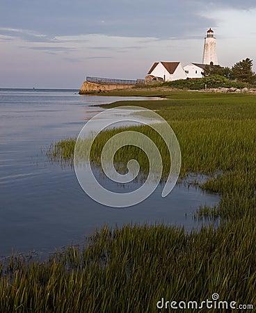 Free Lynde Lighthouse Stock Photo - 5488630
