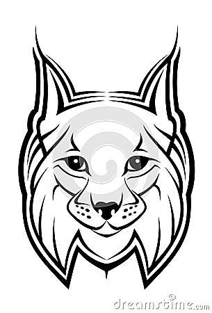 Free Lynx Mascot Royalty Free Stock Photo - 10611795