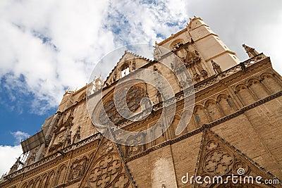 Lyon Cathedral (Cathedrale Saint-Jean-Baptiste)