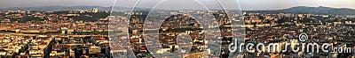 Lyon panoramic, France