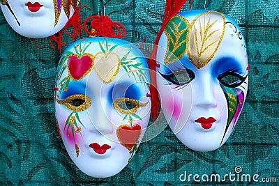El blog de elvira colqui rojas m scaras - Mascaras venecianas decoracion ...