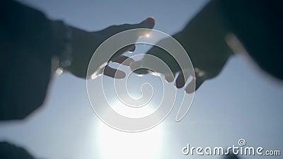 Mãos ao céu filme