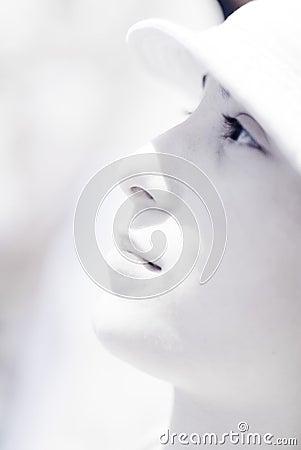 Mädchen-Profil