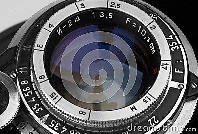 Mål fotowintage