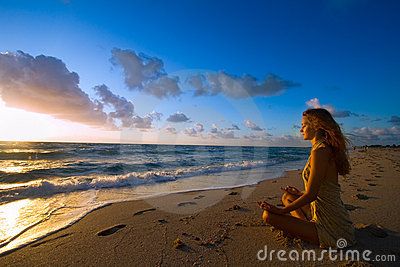 Méditation neuve de jour