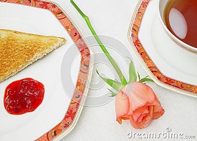 Mój drogi na śniadanie