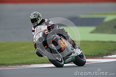 M pirro, moto gp 2012 Editorial Photo