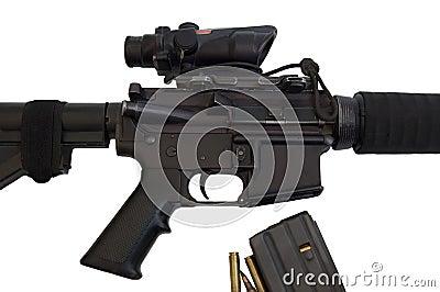 M16 - Colt M4 Flattop
