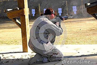 M16 riflle