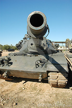 Free M60 Tank Royalty Free Stock Photos - 7353588