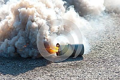 M8 HC Smoke Grenade