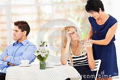 Małżeństwo problem