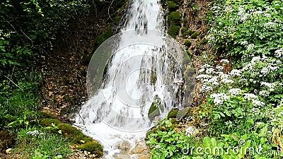 mała wodospadu