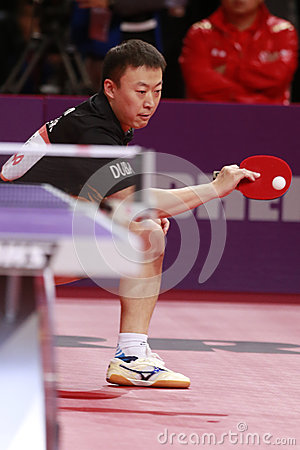 MA Lin ( CHN ) Editorial Stock Photo