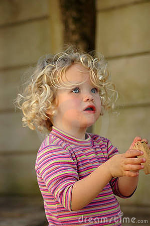 Mała dziewczyna z przesłuchania