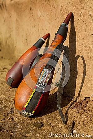 Maasai Behälter