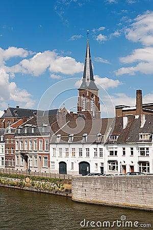 Maastricht embankment