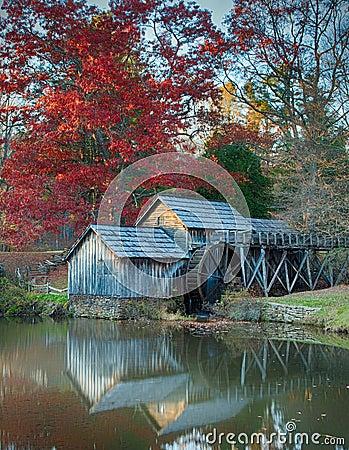 Free Mabry Mill Floyd County, Va Royalty Free Stock Images - 29094579