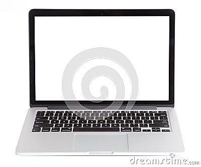Mac Pro Retina Display Editorial Image