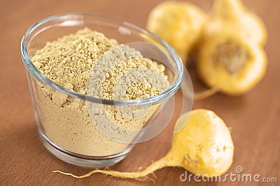 Maca Powder and Maca Root
