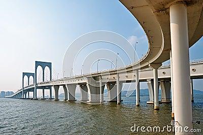 Macao bridge