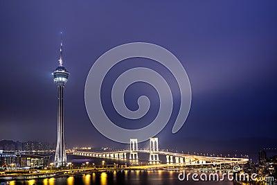 Macao landmark