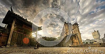 Macao scenery