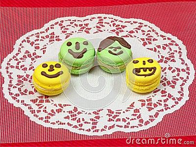 Macaron Family