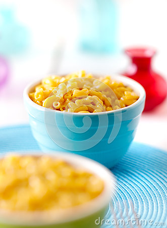 Free Macaroni And Cheese - Kids Food Royalty Free Stock Photography - 26454257