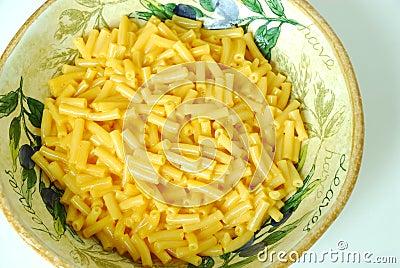 Macaroni and Cheese Pasta