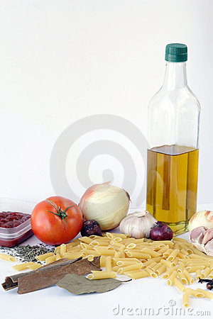 Macaroni food ingredients