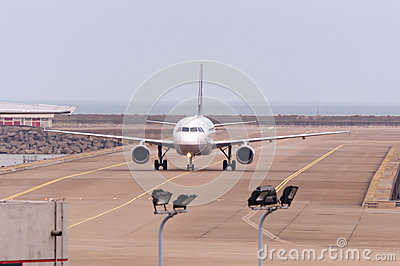 Macau International Airport Editorial Stock Photo