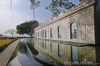 Macau Museum Editorial Stock Image