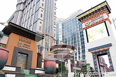 Macau : Sands Contai Central Editorial Image