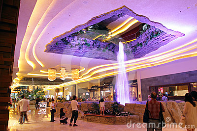 Macau : Sands Contai Central Royalty Free Stock Photo - Image: 24430615