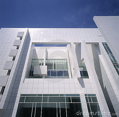 Macba Museum.Barcelona, Spain Stock Image - Image: 11436571