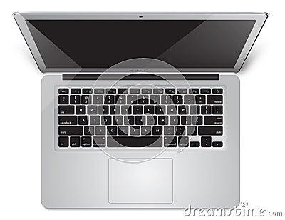Macbook Editorial Image