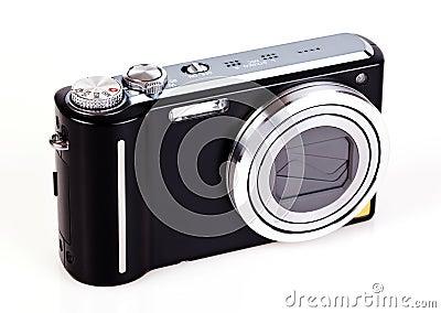 Macchina fotografica digitale compatta immagini stock for Macchina fotografica compatta