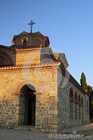 Macedonia, Ohrid, Saint Clement and Pantelimon Church