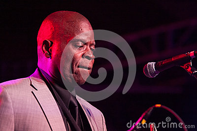 Maceo Parker Editorial Photo