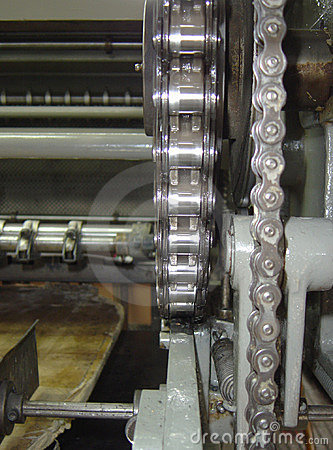 Machine chains