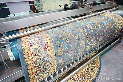 machine pour les tapis de nettoyage image stock ditorial image 33336999. Black Bedroom Furniture Sets. Home Design Ideas