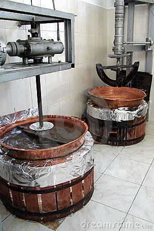 Machines for making Cyprus Delight
