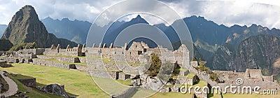 Machu Picchu, Eastern Urban Sector
