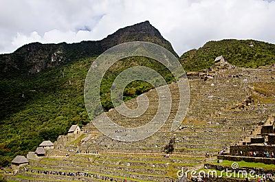 Machu Picchu, Peru Editorial Image