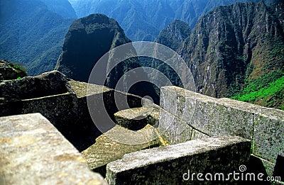 Machu Picchu from Peru