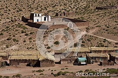 Machuca Village - Atacama Desert - Chile